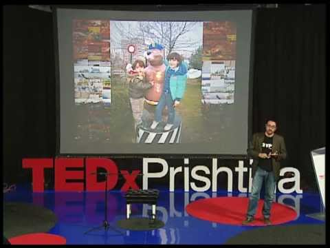 TEDxPrishtina - Ahmed Naguib - The Egyptian Revolution, a nation's fulfillment of its destiny