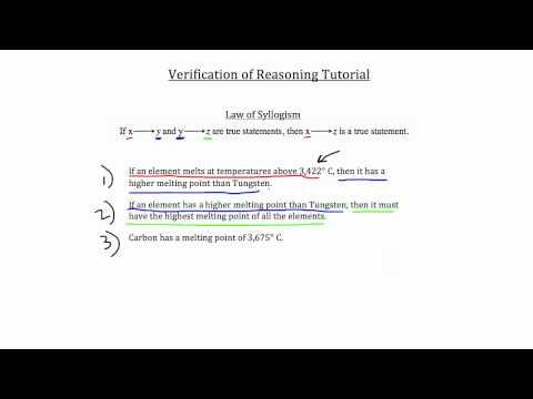 Reasoning in Geometry- Verification