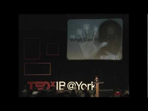 TEDxIB @ York - Justine Baek - The #1 Killer of Canadian Teens