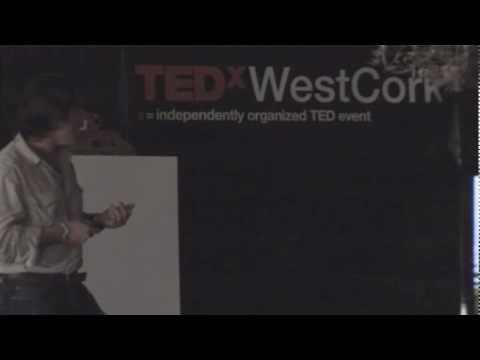 TEDxWestCork - Padraig Whooley - 04/17/10