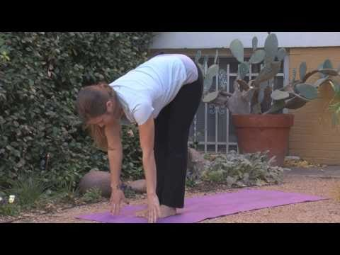 Yoga Poses For Beginners Sun Salutation Part 1, Jen Hilman Austin Yoga & Massage