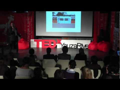 TEDxYauzaRiver - Michael Walton - Public Art Meets Public Transport