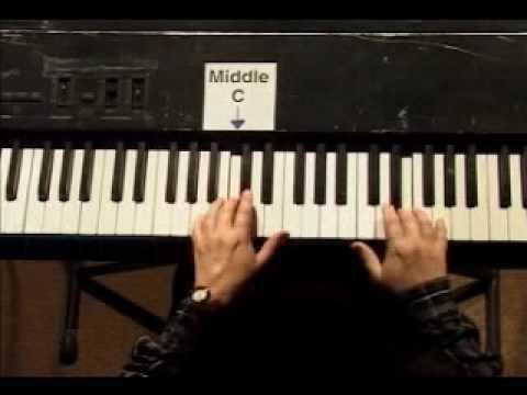 Piano Lesson - Kohler's Very Easiest Piano Studies #11