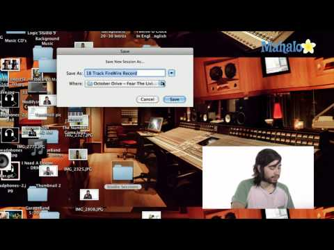 Venue Live Sound Template - Pro Tools 9