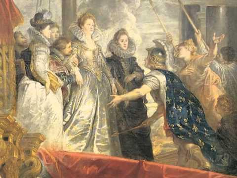Rubens, Arrival (or Disembarkation) of Marie de Medici at Marseilles,1621-25