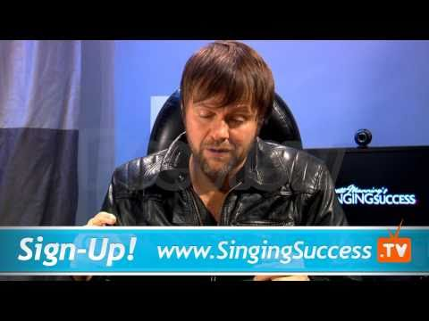Singing Lessons - How to Maximize Head Voice