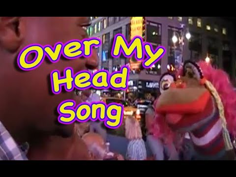 Over My Head, I Hear Music in the Air: Sung by Anthony McGlaun