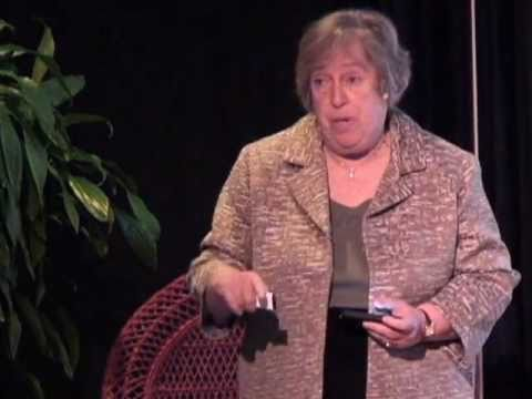 TEDxMonterey - Beryl Levinger - Questioning: A Subversive Act