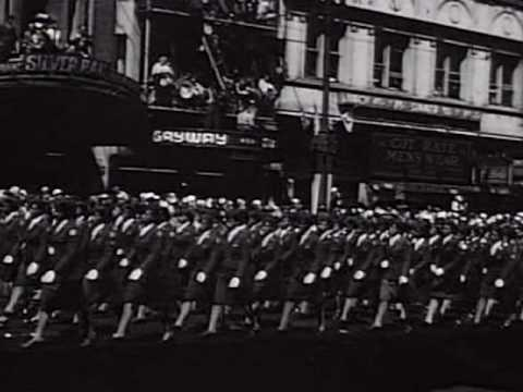 V-J Day: San Francisco 1945