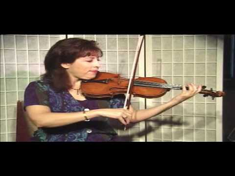 "Violin Lesson - Song Demonstration - ""Song of the Wind"""