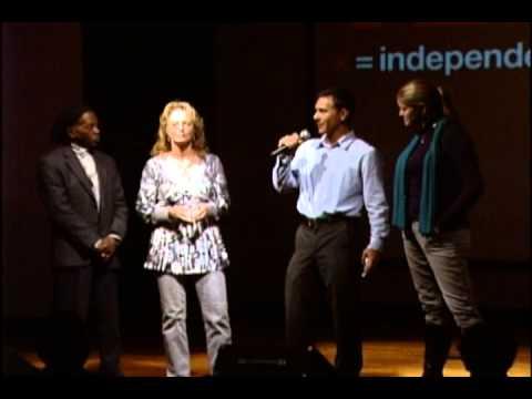 TEDxFlint - Steve Arellano, Erin Caudell, Troy Hale, Geri Alumi Zeldes - The Kings of Flint