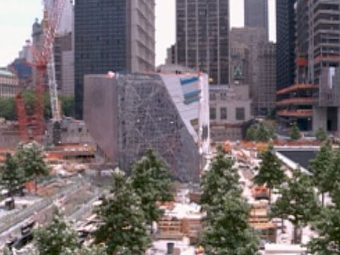Special: Making the 9/11 Memorial: Survivor Tree