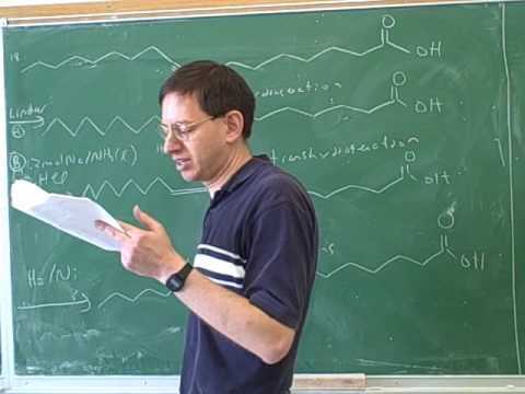 Organic chemistry: Synthesis problems (13)