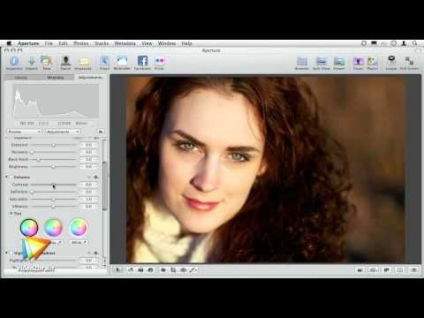 Work Like a Pro Photographer in Aperture 3: Learn by Video Trailer