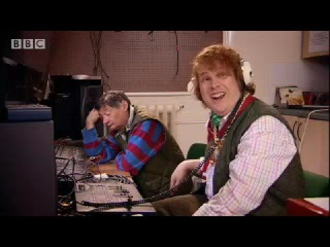 Rapper Rufus -  Marc Wooton Exposed - BBC comedy