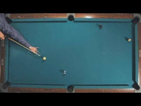Pool Trick Shots / Fundamentals: Cue Ball Speed Control