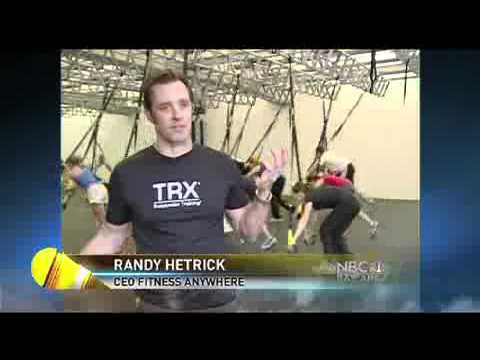 TRX Suspension Training® On NBC Bay Area