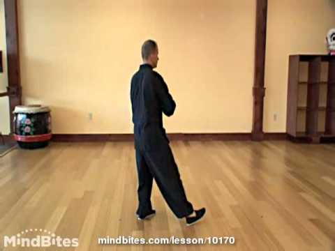 Tai Chi Made Easy - Lesson 6 - Brush Knee