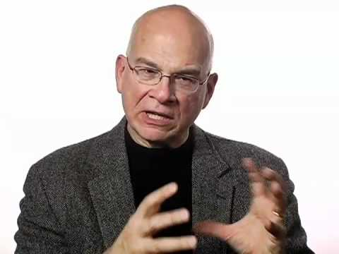 Tim Keller on His Theological Training