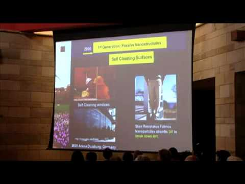 Sherif Sedky Discusses Nanotechnology's Impact in Provost's Lecture