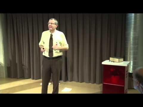 TEDxUdG - Joan Ferrer - La Bíblia en el cor de la cultura d'Occident