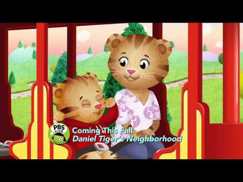 Sneak Peek of Daniel Tiger's Neighborhood -- Coming this fall | PBS KIDS