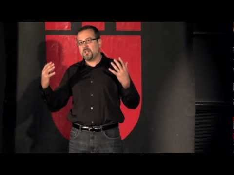 TEDxCambridge - Hugo Campos fights for the right to open his heart's data