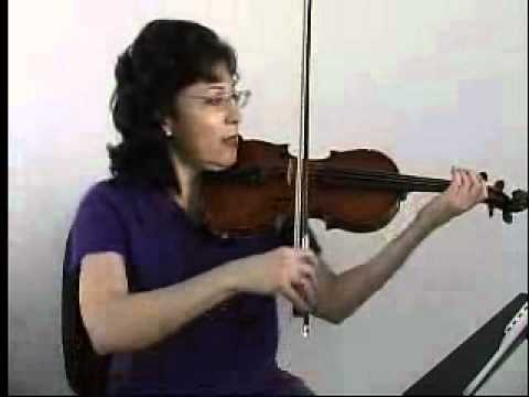 Violin Song Lesson - How To Play Iron Man In C Major