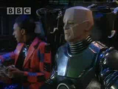 Robo - Red Dwarf -Lister