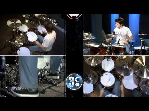 Pop Drum Play-Along by Cobus