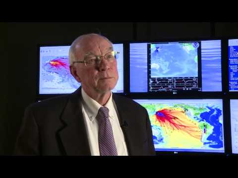 NOAA Scientist Bernard on Studying Destructive Power, Paths of Tsunamis