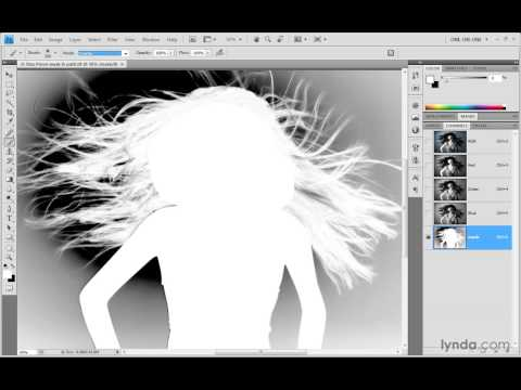 Photoshop Top 40 #31 - The Brush Tool