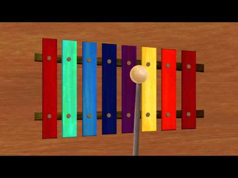 "Xylophone - Lower Case Alphabet ""X"""