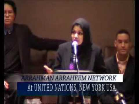 UNO Conference on Interfaith Cooperation Part 2