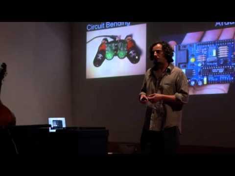 TEDxAveiro - Ivan Franco - New Instruments for New Musics