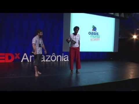 TEDxAmazonia - Felipe Milanez and Edgard Gouveia Jr.  | They play with a serious matter - Nov.2011