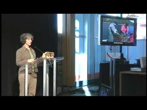 TEDxWhistler - Valerie Langer - 02/18/10