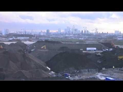 The 10 milestones for construction - London 2012