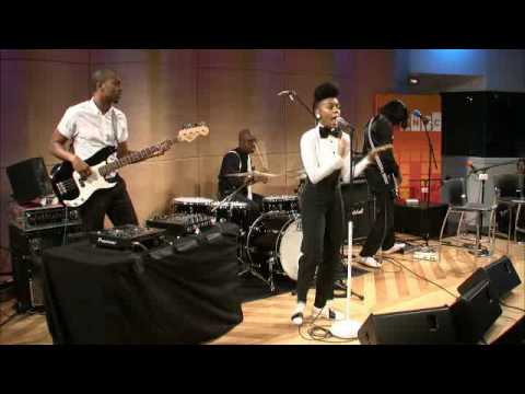 "Studio 360 Live: Time Travel - Janelle Monáe performs ""Many Moons"""