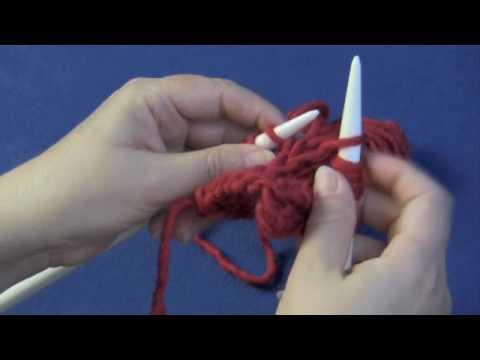 Slip Stitch with Yarn in Back (s1wyib)