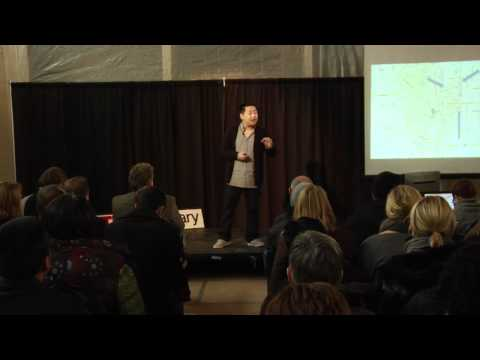 TEDxCalgary - Andrew Phung - The obvious secret in engaging youth