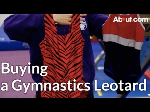 Tips for Buying Gymnastics Leotards Video - About.com
