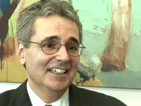 Ronald DePinho, M.D., talks about his wife, Lynda Chin, M.D.