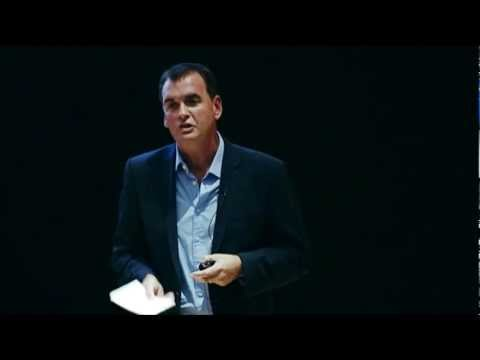 TEDxOxford 2011 - Mike Soutar - Don't wait to be hospitalised before you start your own business