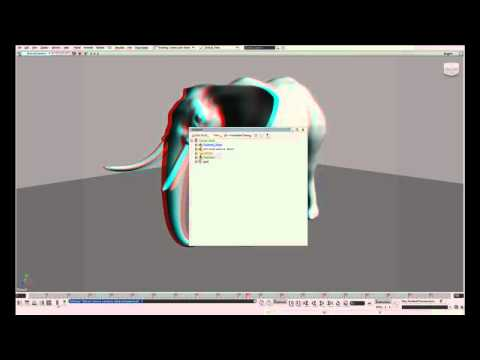 Softimage 2011 Subscription Release : Stereo