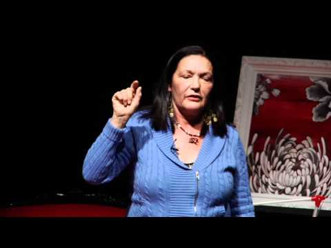 TEDxCAPU-Sandra Todd-From homeless youth to entrepreneurial youth.