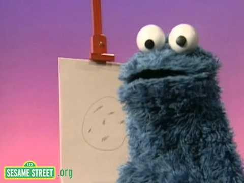 Sesame Street: Drawing Things Me Love