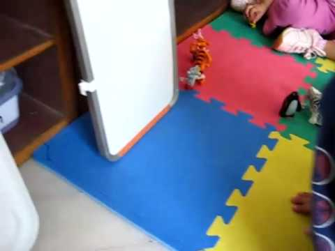 Toddler - Math. With play toys