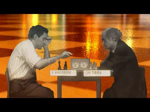 The Last Chess Game of Mikhail Tal