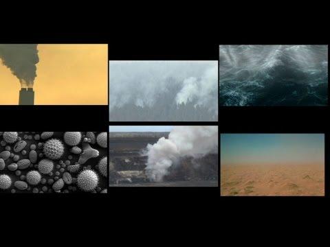NASA | Imported Dust in American Skies